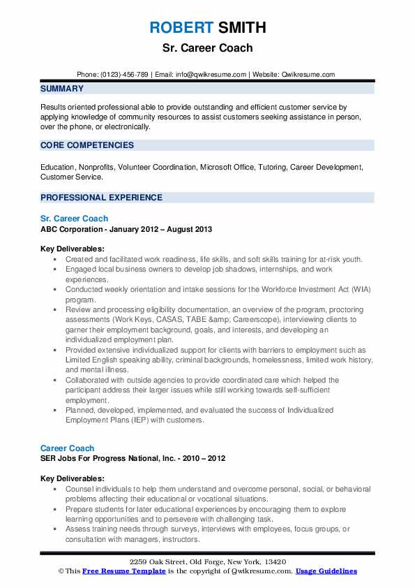 career coach resume samples qwikresume phone number pdf technical theatre template fedex Resume Resume Coach Phone Number