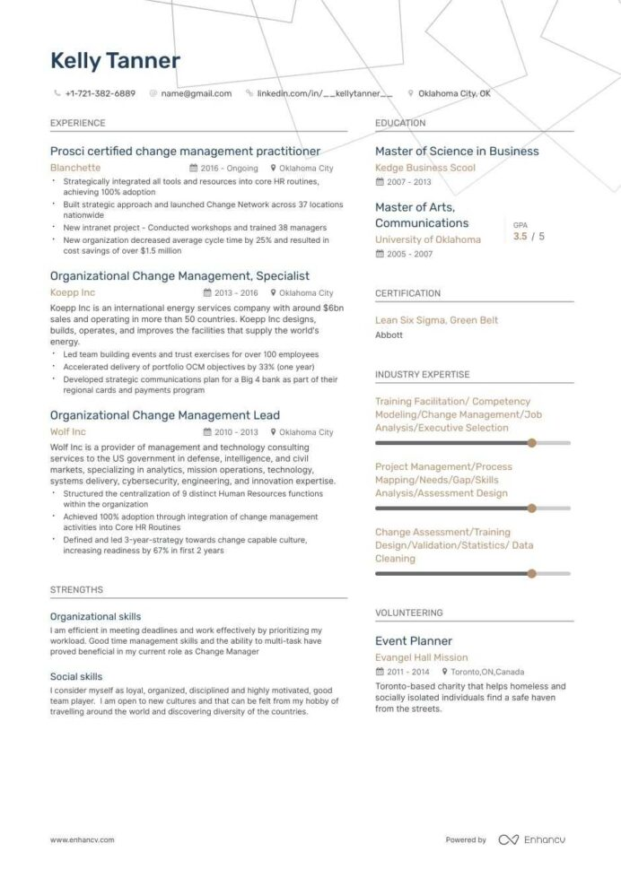 change management resume step guide to land your dream job skills on generated creative Resume Change Management Skills On Resume