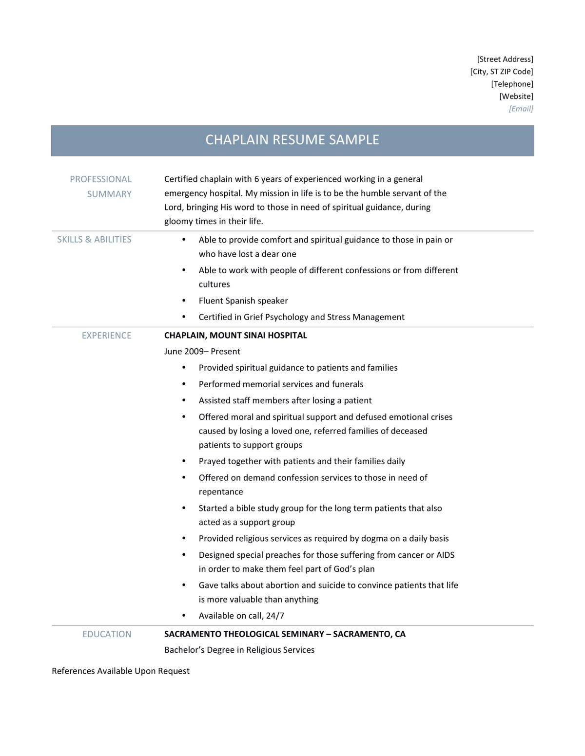 chaplain resume samples tips and templates by builders medium hospital nqqpwjm2ppzhst7t Resume Hospital Chaplain Resume