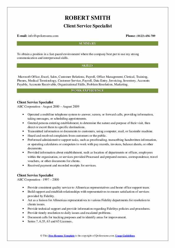 client service specialist resume samples qwikresume customer pdf freelance proofreader Resume Customer Service Specialist Resume