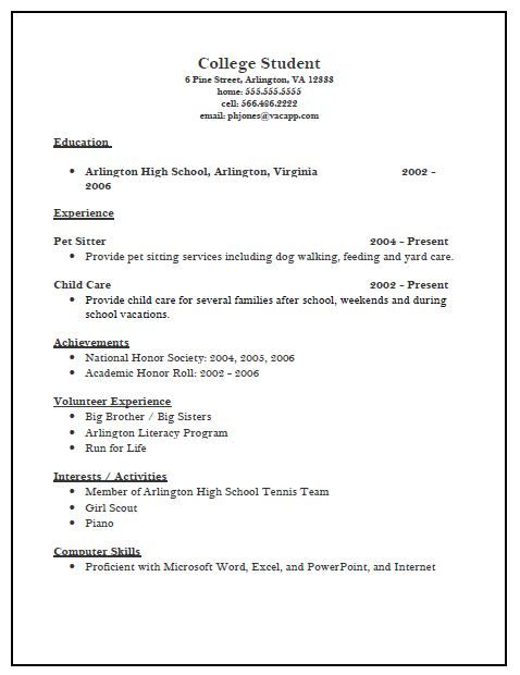 college admission resume template yes we do have application for you to high school Resume Student Resume For College Application