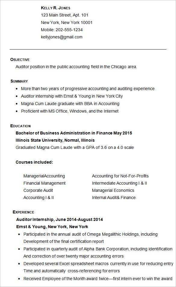 college resume template sample examples free premium templates good for students Resume Good Resume Templates For College Students