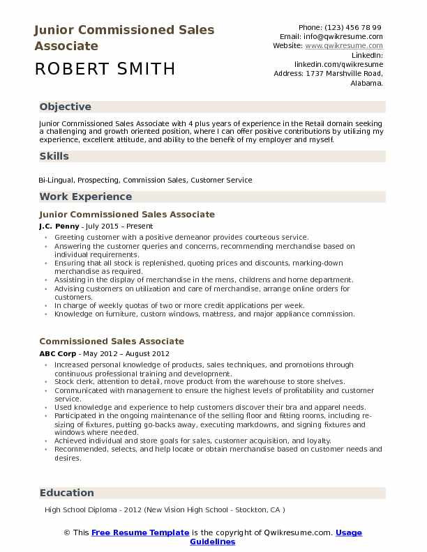 commissioned associate resume samples qwikresume retail pdf coo good objective for Resume Retail Sales Associate Resume
