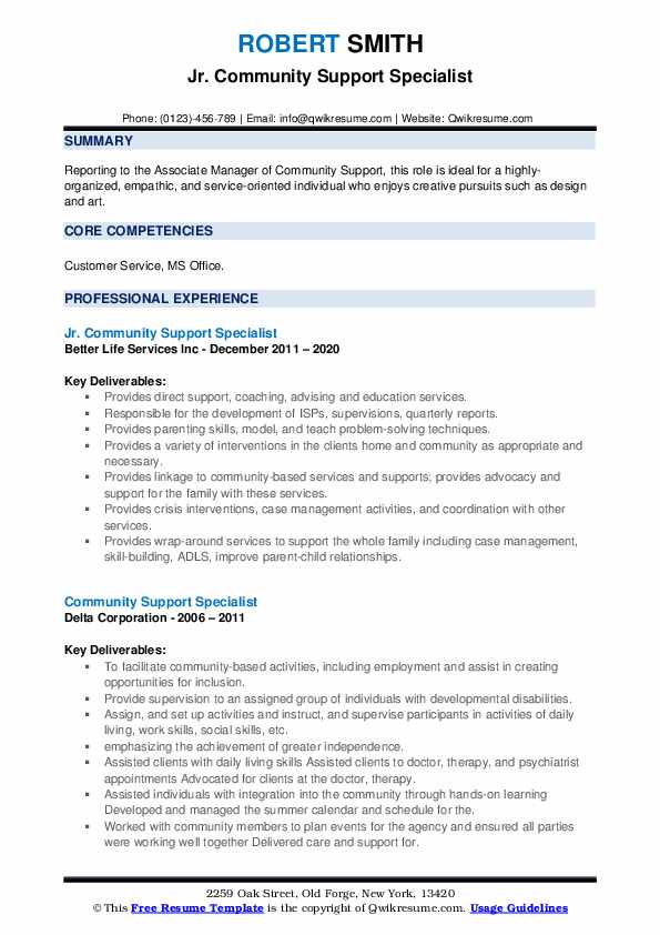 community support specialist resume samples qwikresume pdf mechanic search nurse manager Resume Community Support Specialist Resume