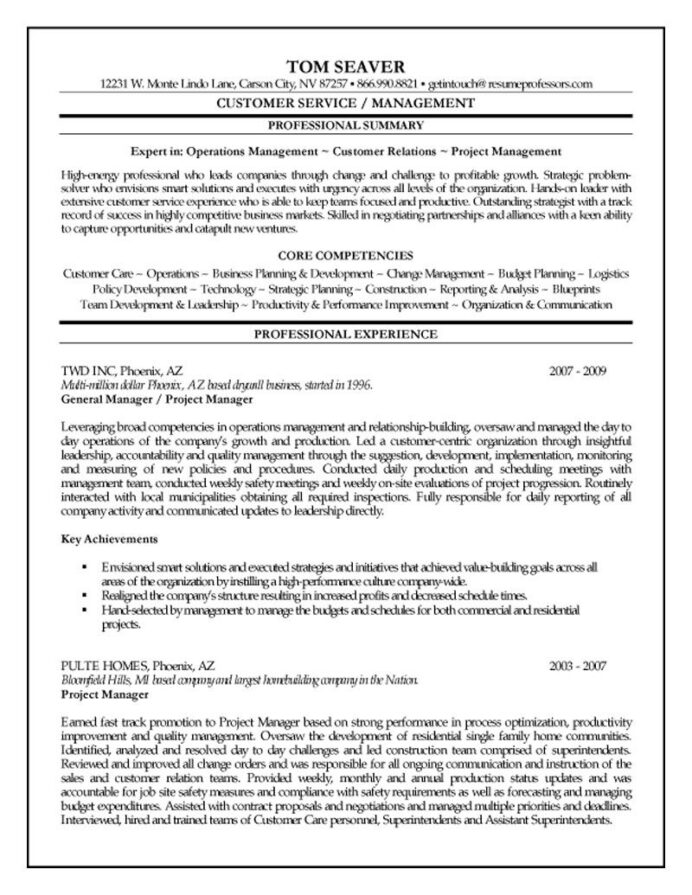 construction project manager resume best writing service reddit check for ats Resume Construction Project Manager Resume
