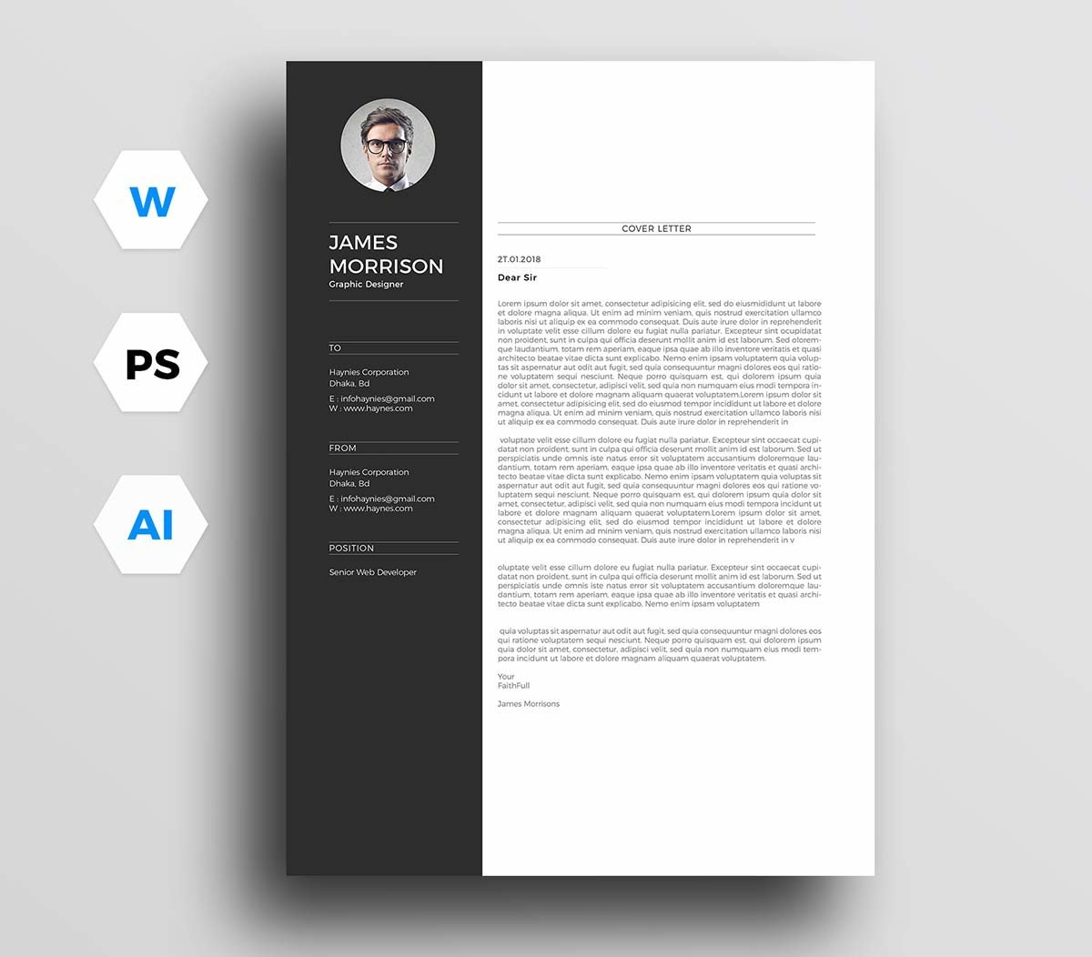 cover letter templates for microsoft word free resume template good tmobile ecommerce Resume Resume Cover Letter Template Free