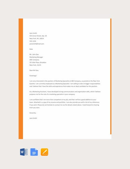 cover letter templates pdf ms word apple google docs free premium sheet for resume sample Resume Cover Sheet Letter For Resume