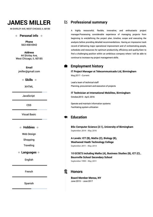 create perfect resume in minutes builder build your own carousel cv12 professional Resume Build Your Own Resume