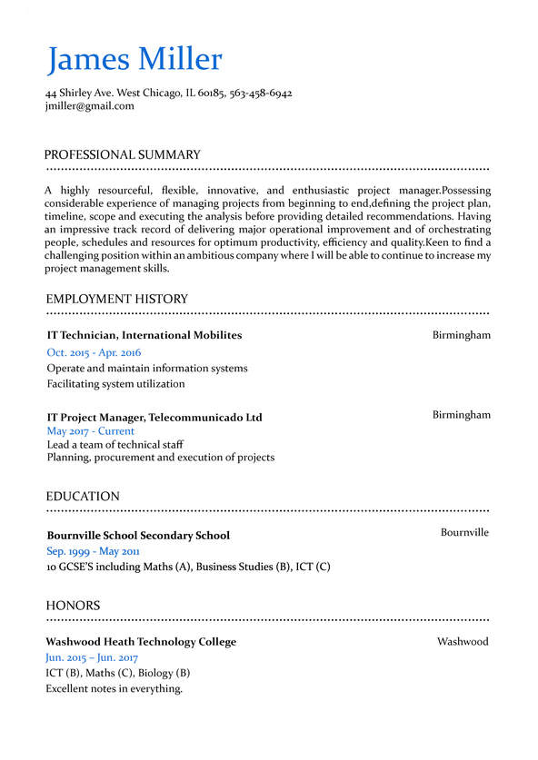 create perfect resume in minutes maker free for freshers carousel cv20 summary student Resume Free Resume Maker For Freshers
