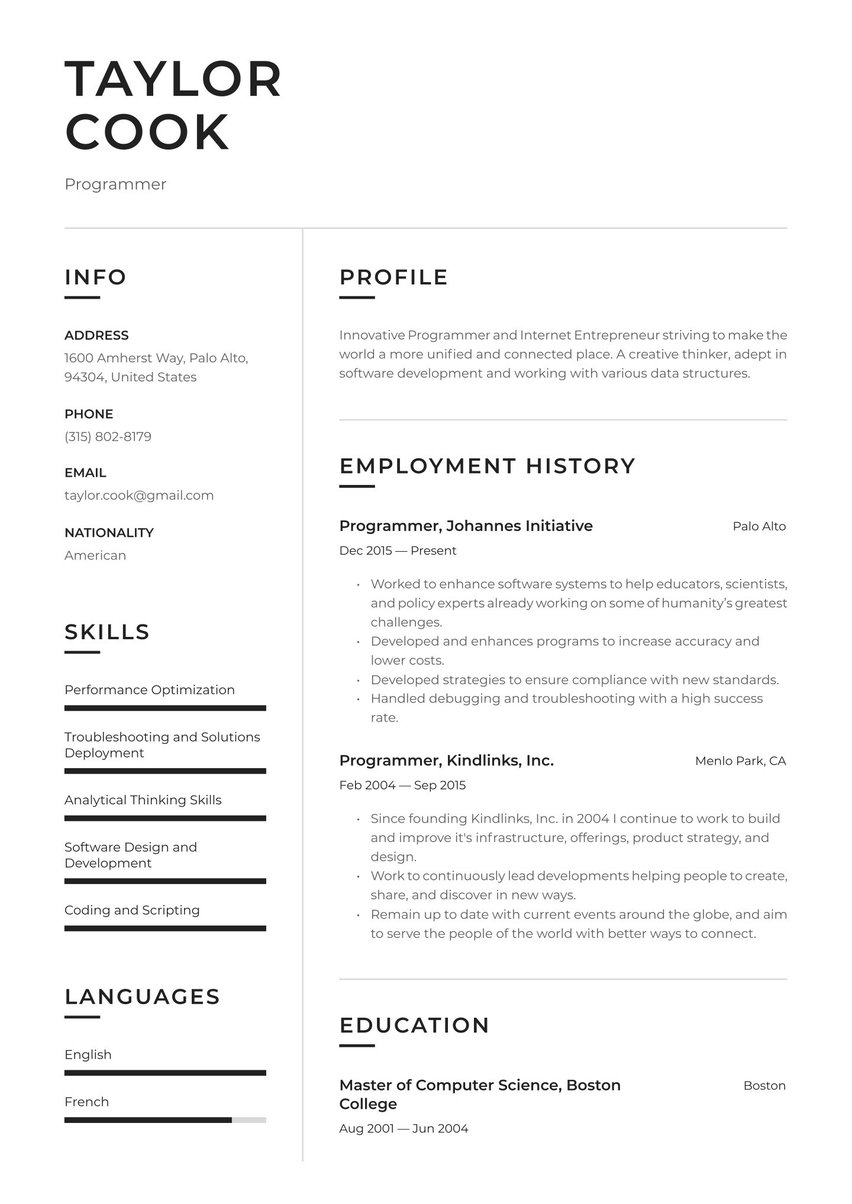 create your job winning resume free maker io writing software blank form pos system high Resume Resume Writing Software Free