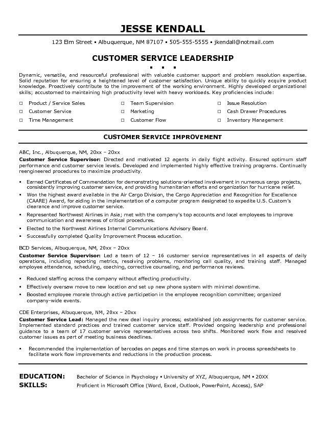 customer service resume objective examples professional summary for ftth engineer genius Resume Customer Service Professional Summary For Resume