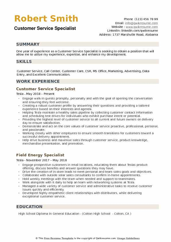 customer service specialist resume samples qwikresume pdf manager roles and Resume Customer Service Specialist Resume