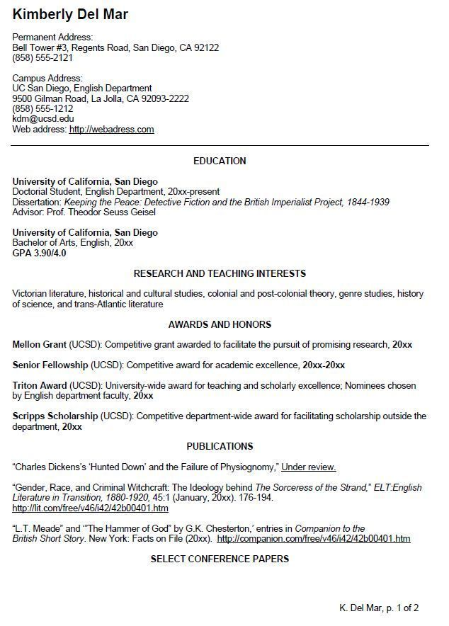 cv template undergraduate teacher resume examples student free for college students Resume Free Resume For College Students