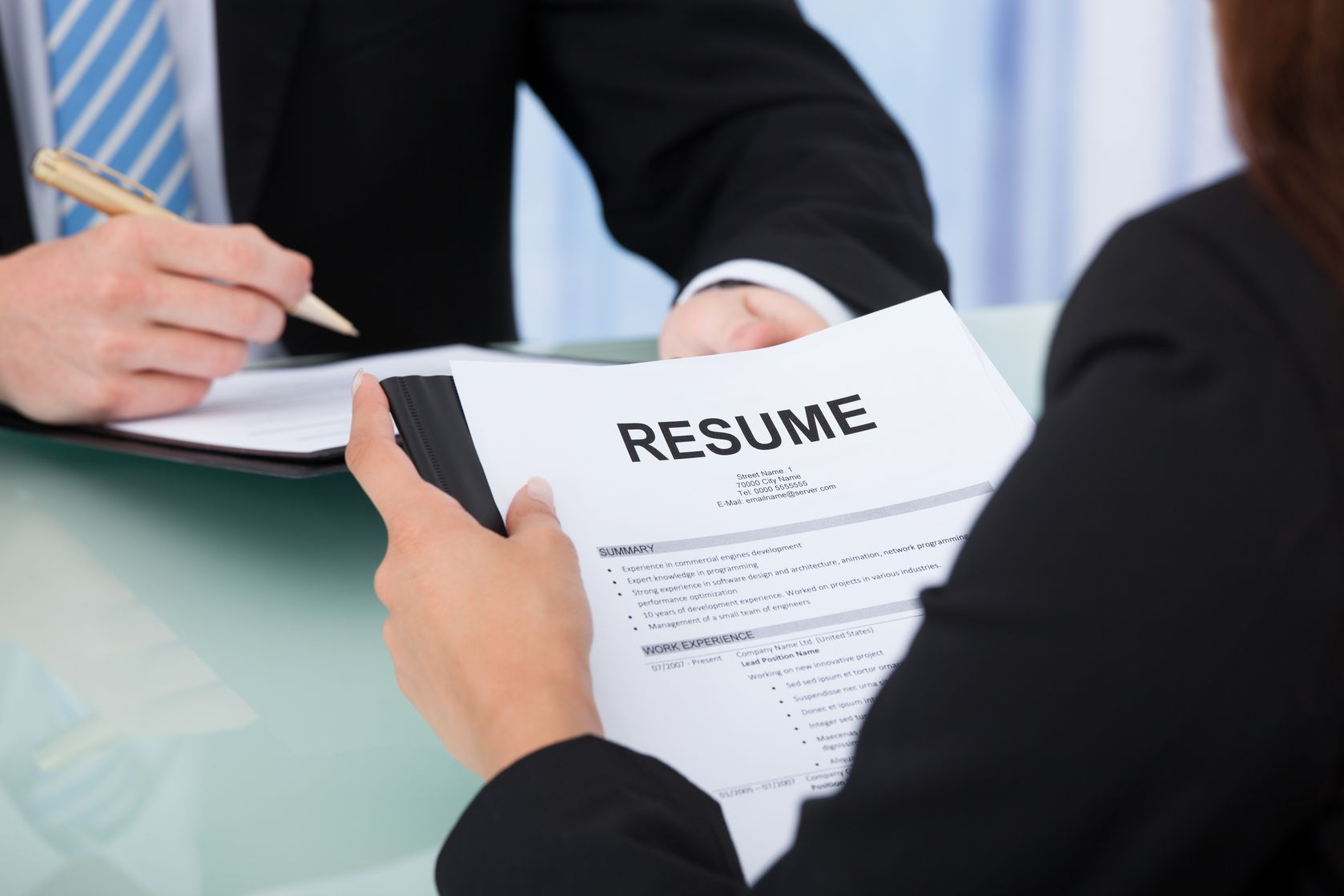 cvs resumes to secure law interview resume and services basic computer skills sample Resume Resume And Interview Services