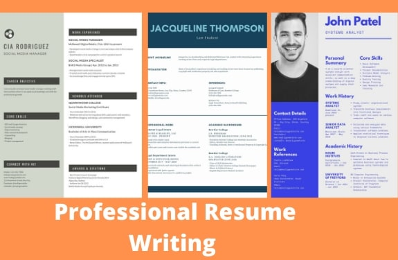 deliver professional resume writing services from entry to executive level by mirfanc Resume Executive Level Resume Writing Services