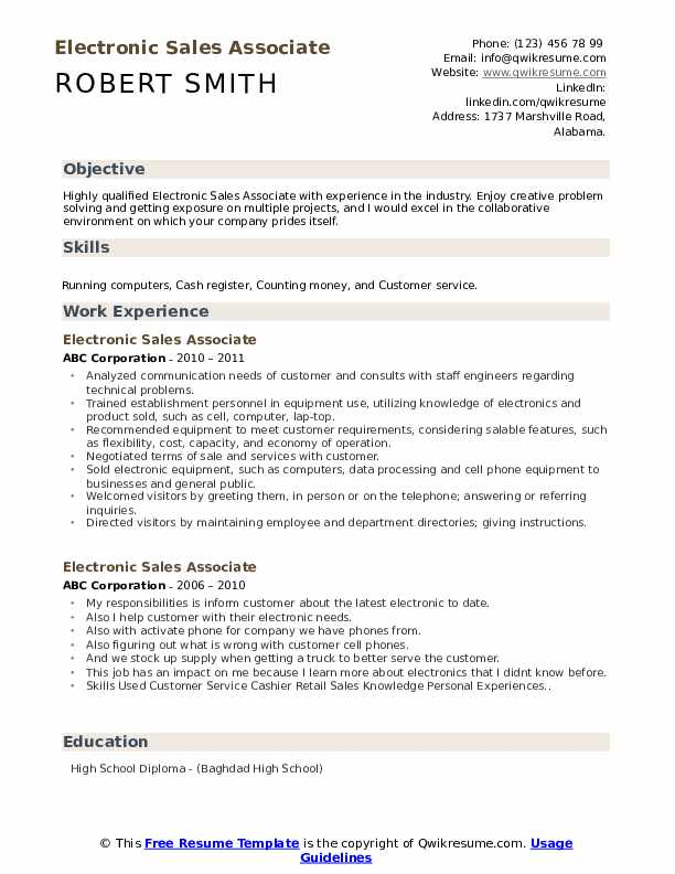 electronic associate resume samples qwikresume examples pdf another word for manage on Resume Sales Associate Resume Examples