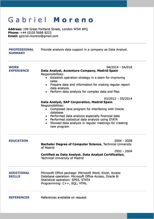 english cv examples word words resume template outline document for government positions Resume Resume Outline Word Document