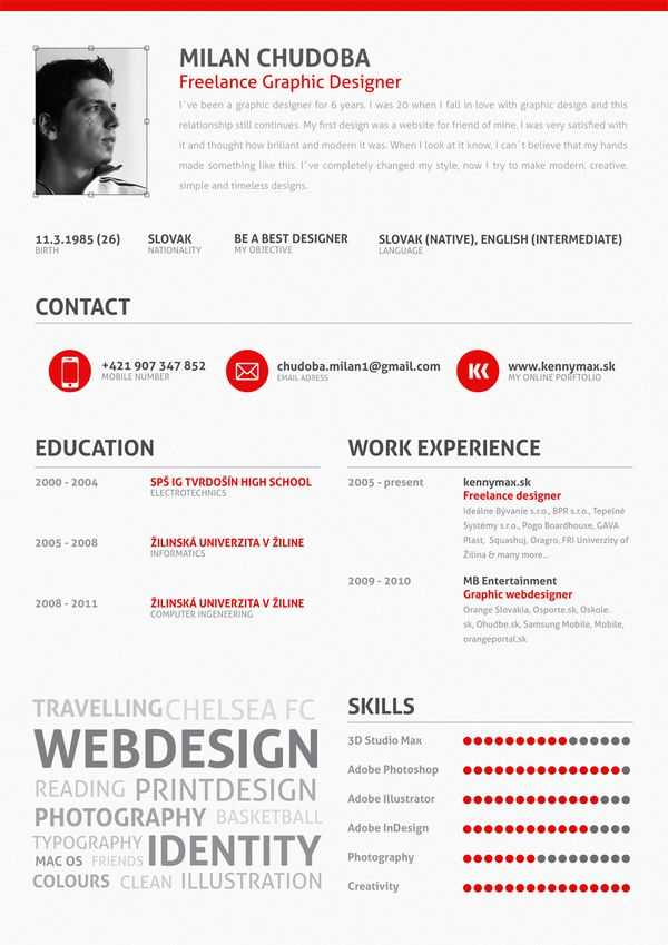 examples of creative graphic design resumes inspirationfeed resume software developer Resume Graphic Design Resume Examples