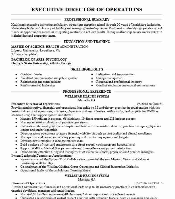 director of retail operations resume example sweetish bakery and construction leadman vba Resume Director Of Operations Resume