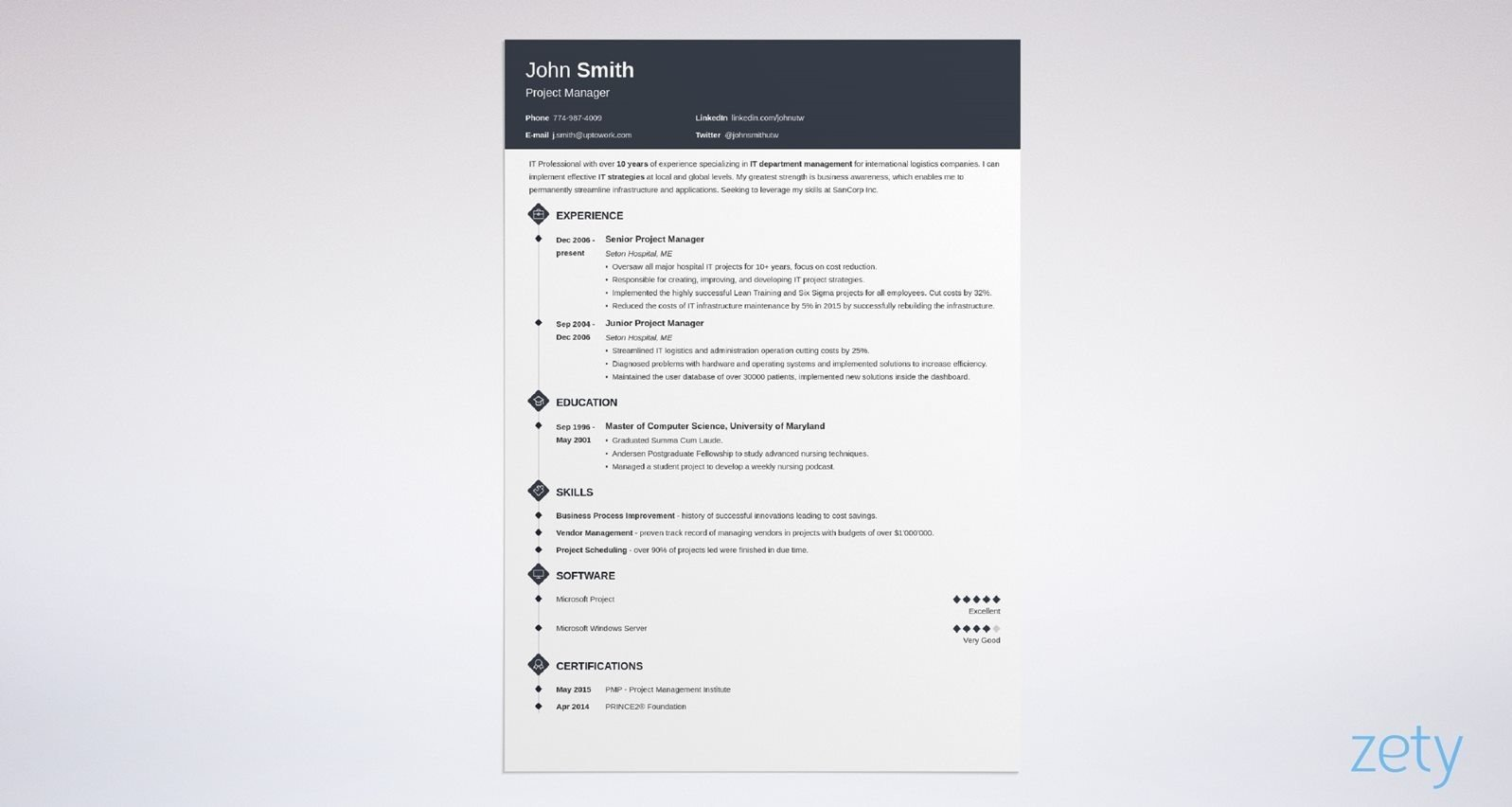 eye catching resume templates to get noticed in resumes free best piping supervisor word Resume Eye Catching Resumes Templates Free