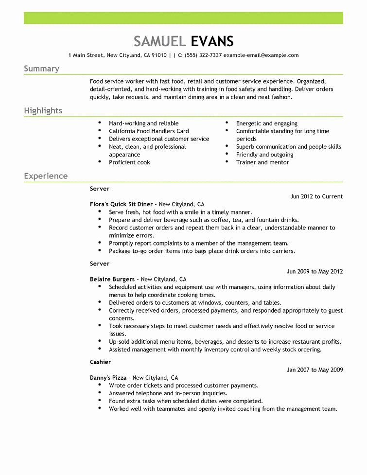 food service worker job description resume awesome resumes cv duties factory objective Resume Food Service Duties Resume