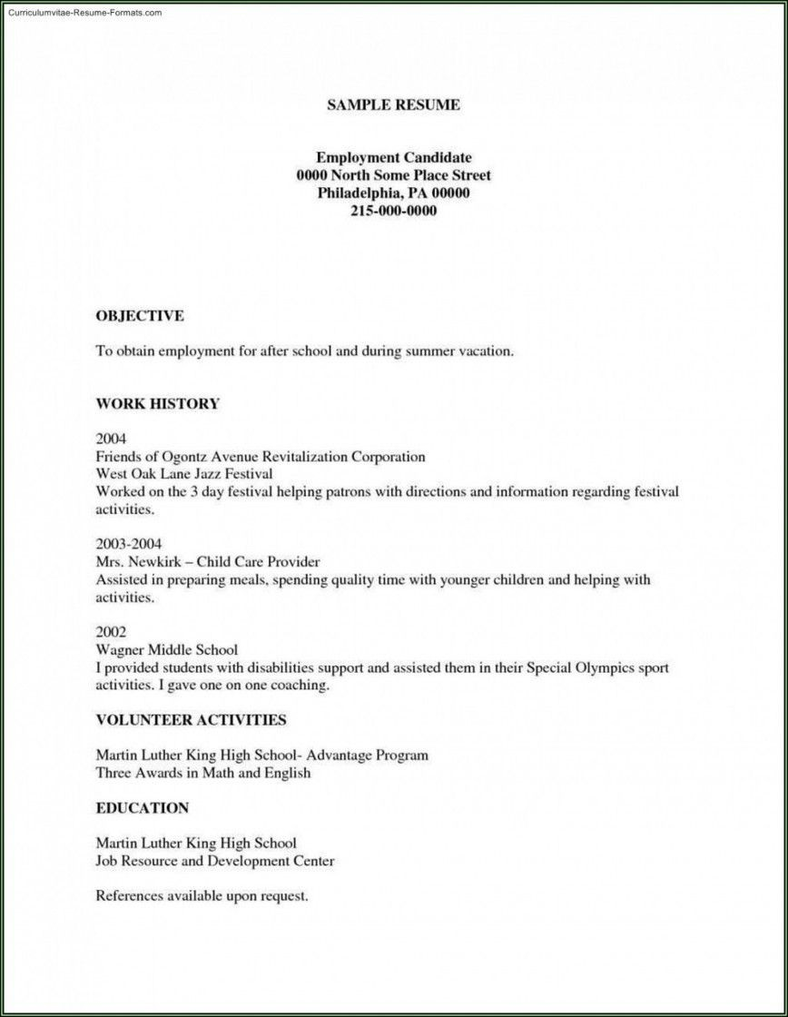 free basic resume templates addictionary template unforgettable example easy simple Resume Basic Resume Template Free