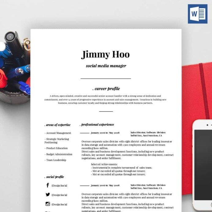 free cv and resume templates for job nexus jimmy hoo best font ats sample nurse Resume Mobile Resume Templates Free
