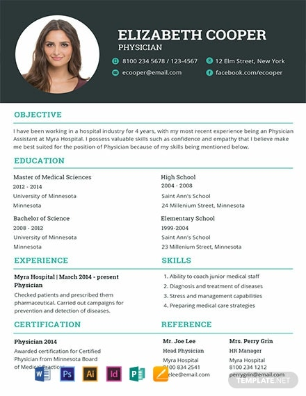 free medical resume templates microsoft word template net field physician 440x570 msu Resume Medical Field Resume Template