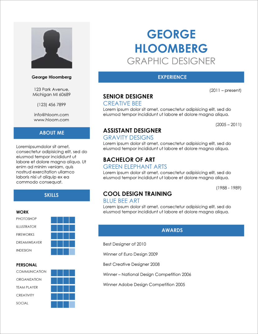free one resume templates creator creative google docs template title aml hvac agent Resume One Page Resume Creator