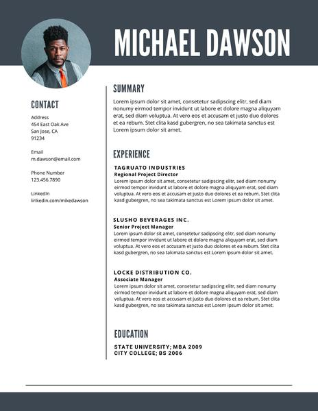 free professional resume templates downloadable lucidpress template level accounting and Resume Professional Resume Template Free