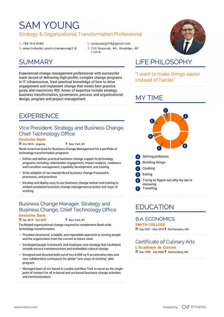free resume builder enhancv build your own office work objective for lds professional Resume Build Your Own Resume
