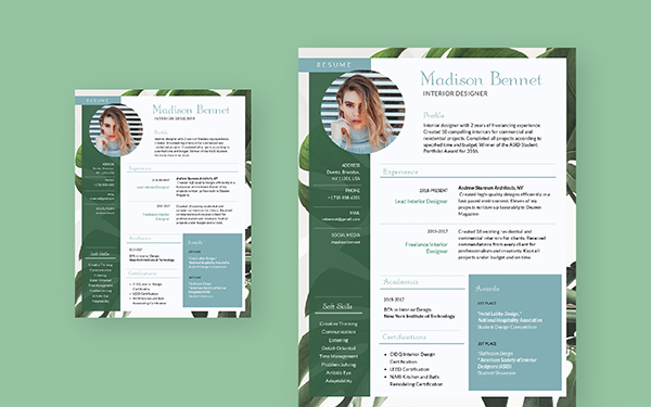free resume maker create professional visme fast two sided eye catching action words for Resume Fast Free Resume Maker