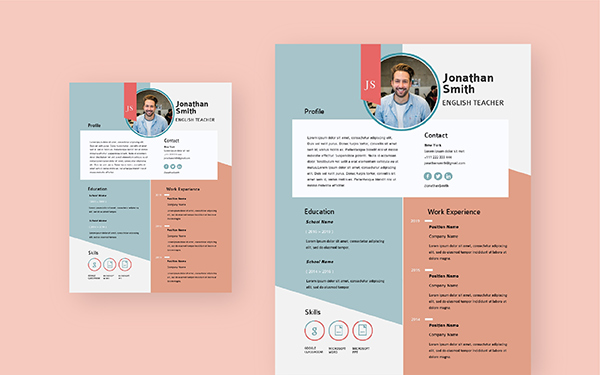 free resume maker create professional visme quick and easy builder two sided par format Resume Free Quick And Easy Resume Builder