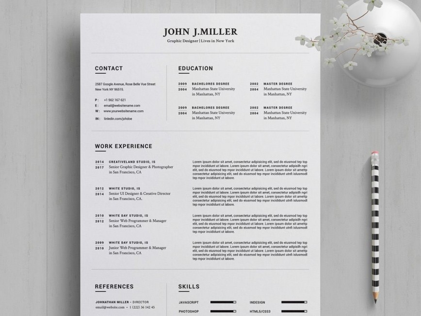 free resume template addictionary best format archaicawful templates example professional Resume Best Resume Format 2020