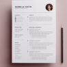 free resume template cv freebies graphic design junction need 3page customer service Resume Need Free Resume Template