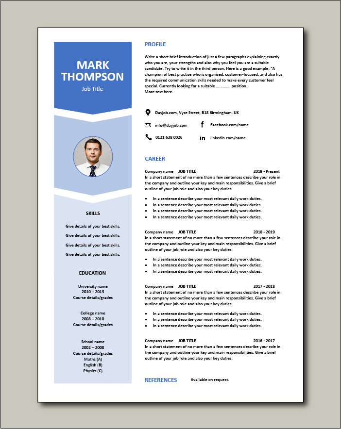 free resume templates examples samples cv format builder job application skills and Resume Free Resume And Job Description Match