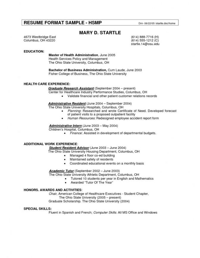free resume templates examples template job samples house cleaning sample trends grade Resume Canadian Resume Template Free