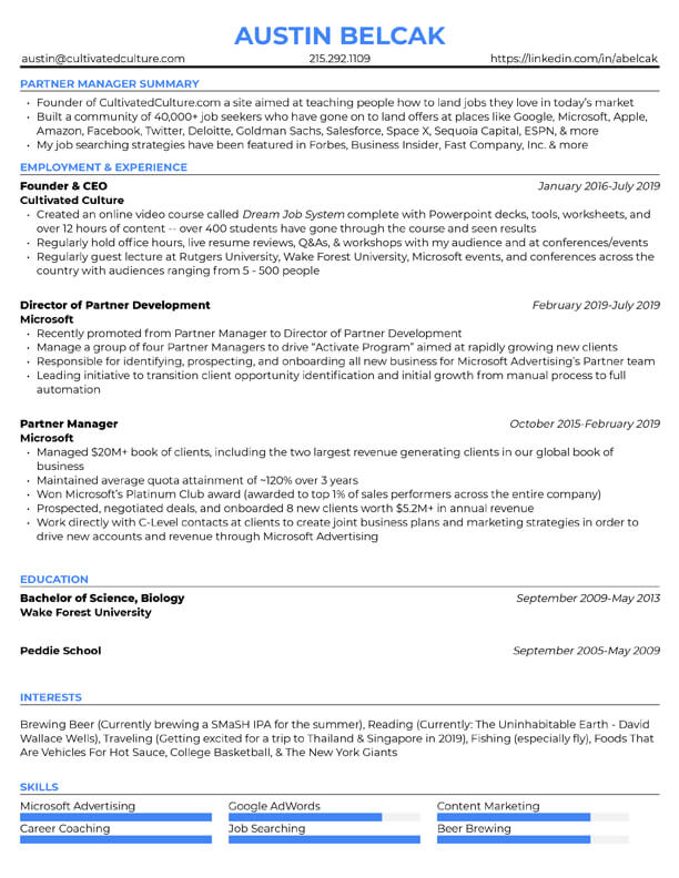 free resume templates for edit cultivated culture builder template3 software test lead Resume Free Resume Builder 2020