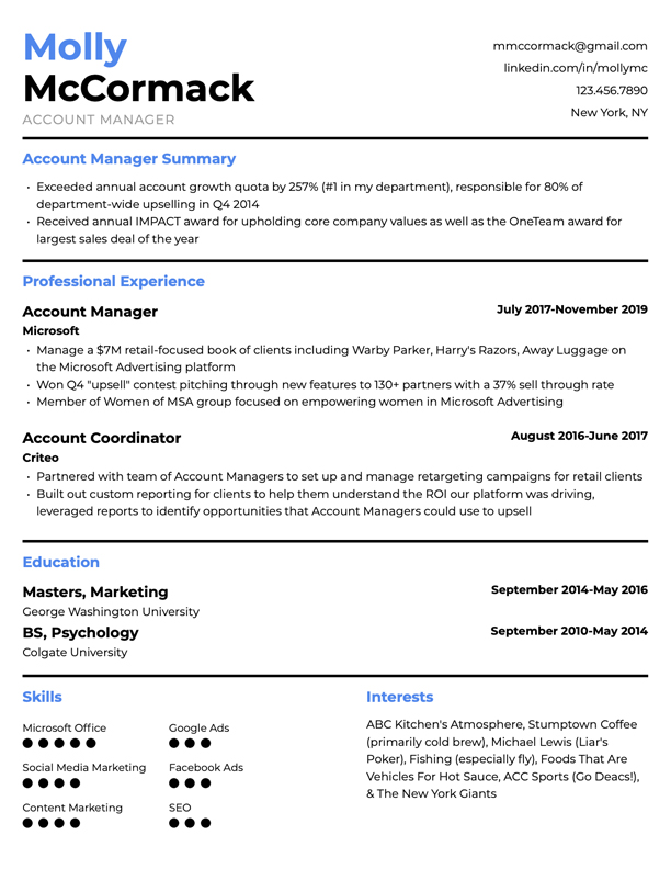 free resume templates for edit cultivated culture one creator template6 hvac master Resume One Page Resume Creator