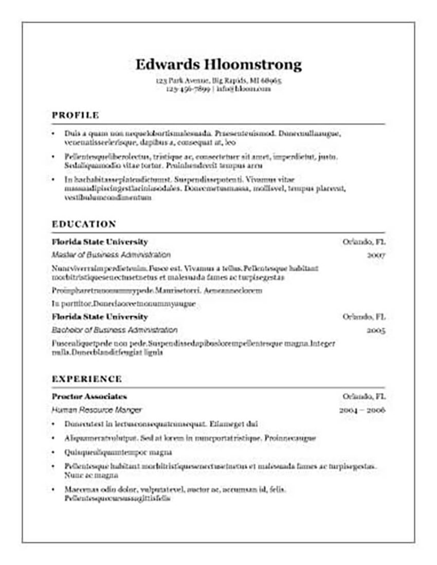 free resume templates open office libreoffice ms word mac traditional elegance openoffice Resume Resume Templates Office Mac
