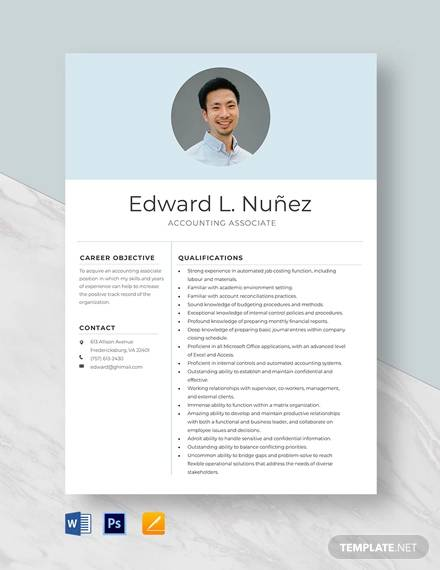 free sample accountant resume templates in ms word pdf latest format for accouting Resume Latest Resume Format For Accountant