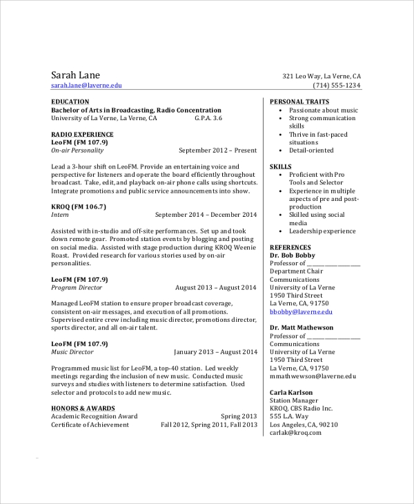 free sample college student resume templates in pdf ms word good examples for students Resume Good Resume Examples For Students