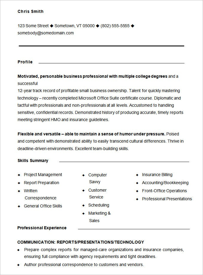 functional resume template free samples examples format premium templates sample for Resume Functional Resume Format Download