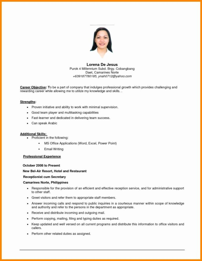 generic objective for resume inspirational general examples career objectives job good Resume Writing A Great Objective For Resume