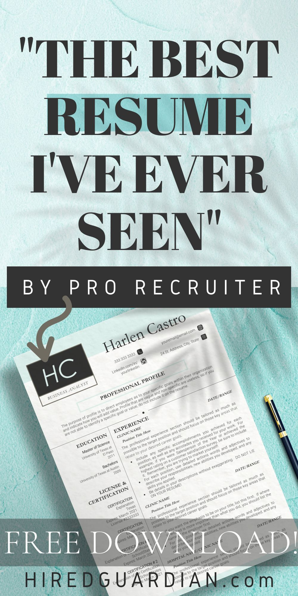 give your resume makeover professional examples minimalist template modern the step Resume The 24 Step Modern Resume