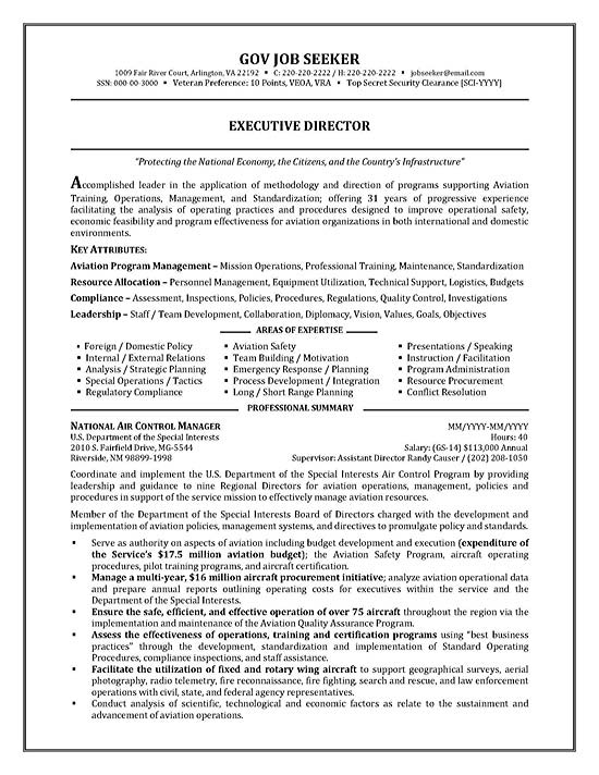 government resume example writing for positions sample healthcare objective best manager Resume Resume Writing For Government Positions