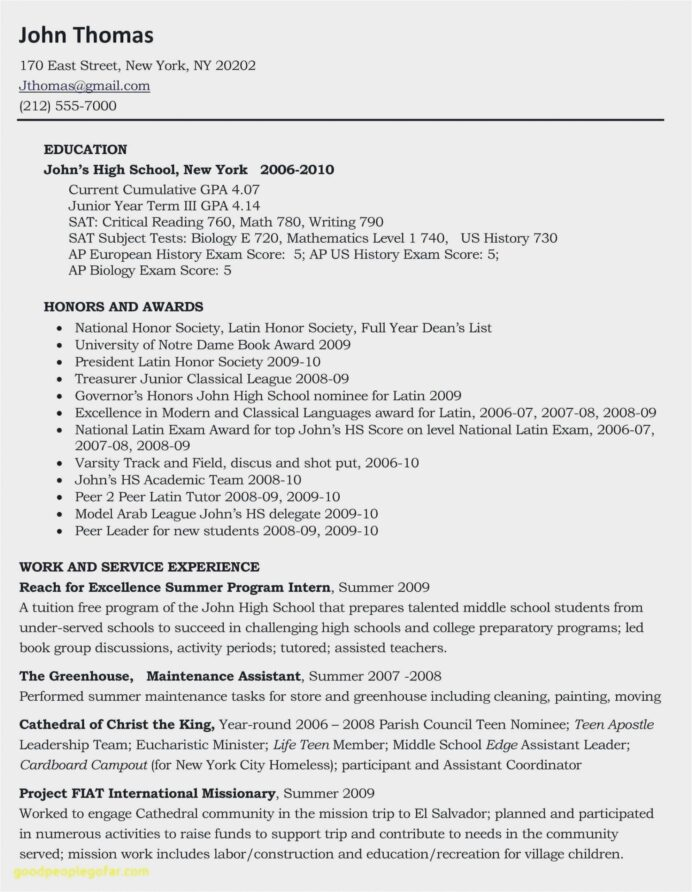 free college resume templates in pdf ms word student for application undergraduate best Resume Student Resume For College Application