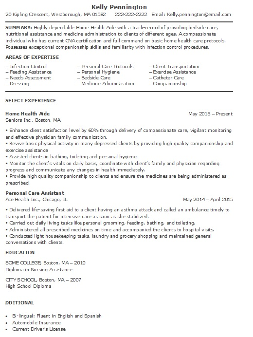 home health aide job description for resume sample more experience study abroad on Resume Home Health Aide Job Description For Resume