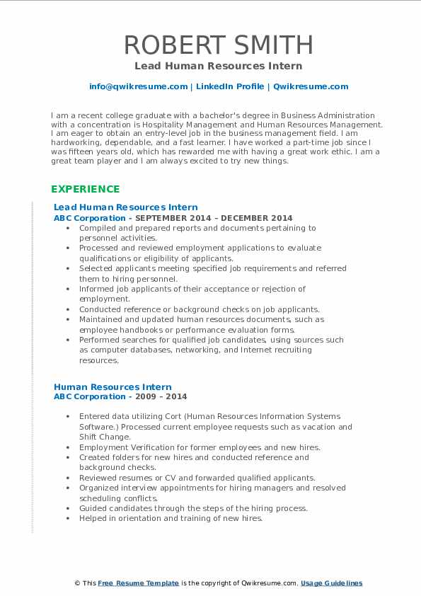 human resources intern resume samples qwikresume rights objective pdf financial analyst Resume Human Rights Resume Objective