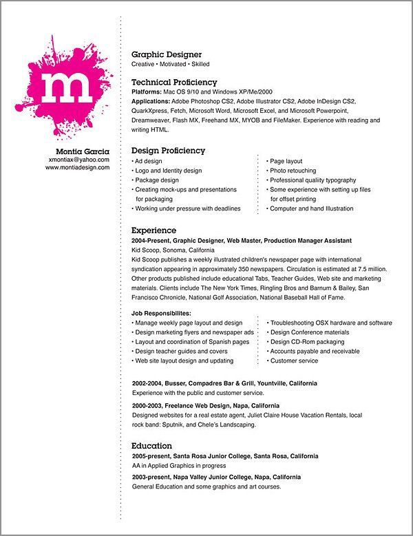 image result for costume design resume graphic clean designer template the best format Resume Costume Designer Resume Template